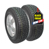 kit 2 pneus 205/70/15 atr remold adventure cross inmetro am plus